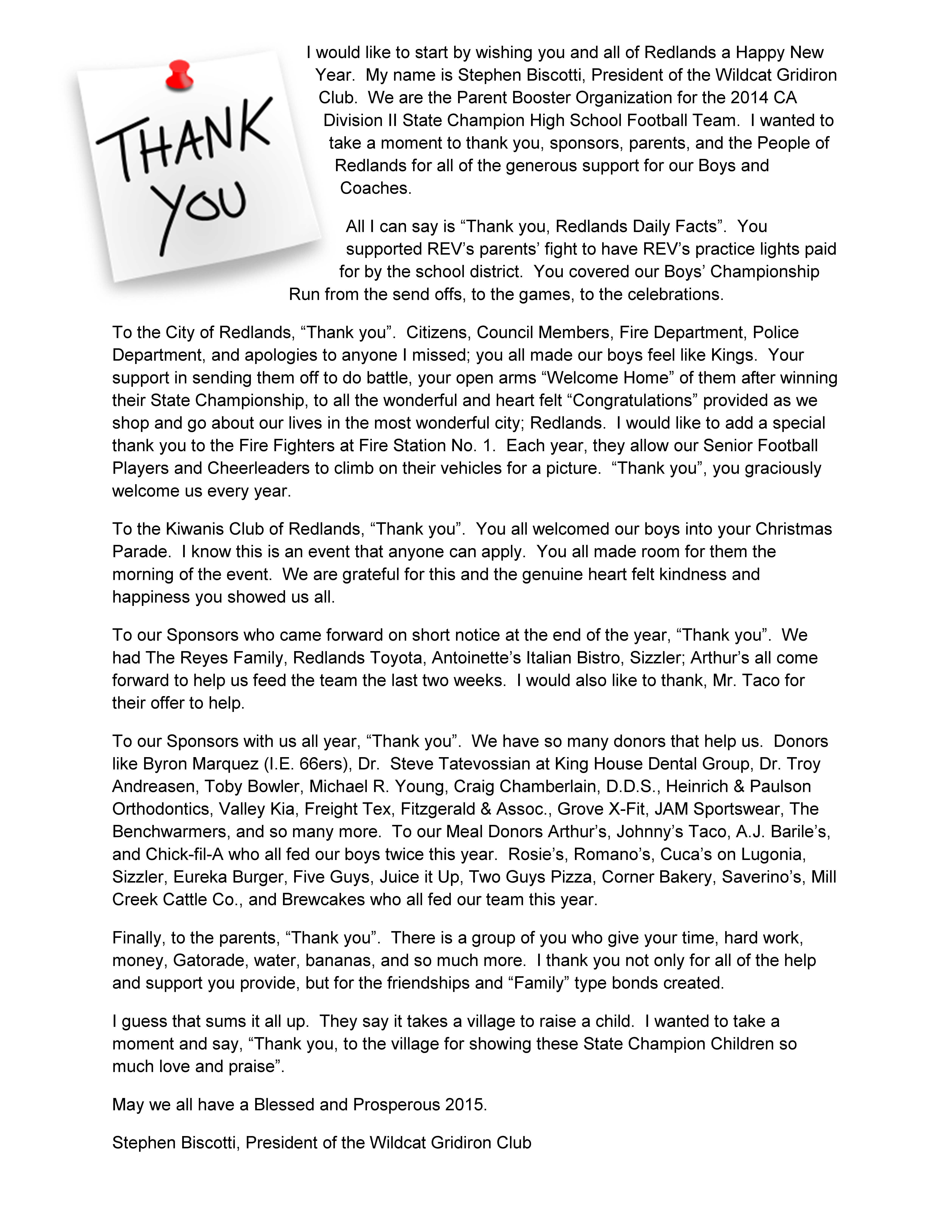 Thank you letters to parents from child gallery letter format thank you letters to parents from child image collections letter thank you letters to parents from thecheapjerseys Images
